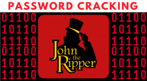 John the Ripper - Cracking Passwords